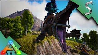 getlinkyoutube.com-KAPROSUCHUS TAMING & BREEDING! | Ark: Survival Evolved [S2E66]