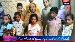 getlinkyoutube.com-Bilquis Edhi - Mother of orphans