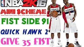 getlinkyoutube.com-NBA 2K16 TIPS - MINI SCHEME - QUICK/PATIENT OFFENSE- MONEY PLAYS -WIZARDS PLAYBOOK