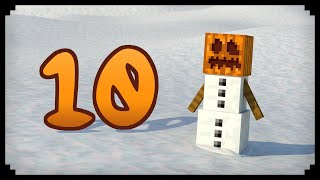 getlinkyoutube.com-✔ Minecraft: 10 Things You Didn't Know About the Snow Golem