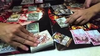 getlinkyoutube.com-Cardfight Vanguard Battle: Gurguit vs Ezel