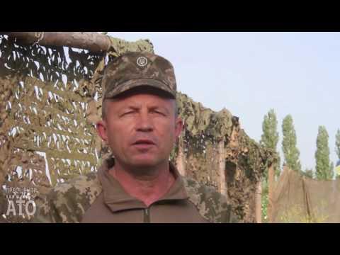 Российские оккупанты продолжают обстреливать позиции АТО и жилые кварталы.
