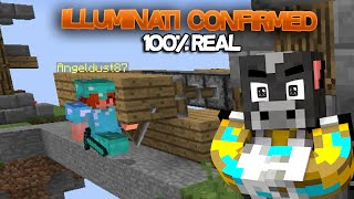 getlinkyoutube.com-ILLUMINATI DETECTADO EN MINECRAFT 1.10