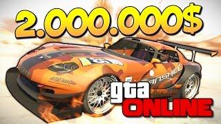 getlinkyoutube.com-МАЖОРНЫЙ ТЮНИНГ НА 2000000$ В GTA 5 ONLINE #184