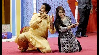 Sania Bhatti & Sajjad Shoki    Dhola Azlan To  Eid Show   Zafar Production Official