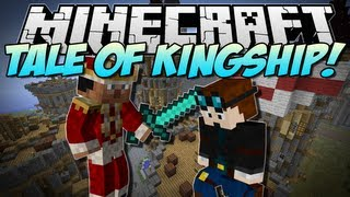 getlinkyoutube.com-Minecraft | TALE OF KINGSHIP! (Tale of Kingdoms 2!) | Mod Showcase [1.5.2]