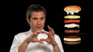 Modernist Cuisine - The Ultimate Hamburger