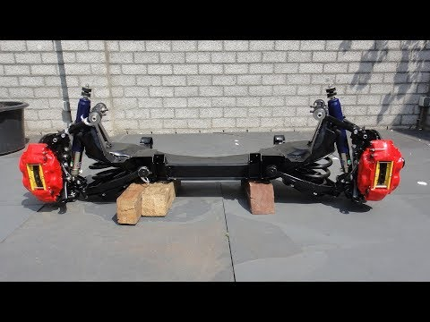 Front Axle assembly for Jaguar XJS