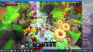 """getlinkyoutube.com-Dungeon Defenders II - Abyss Lord - Solo NM4 incursion map """"Forest Crossroads"""" (Playverse v459.0)"""