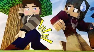 getlinkyoutube.com-Last Men on Earth!!!   Minecraft Skyblock Ep.1