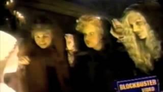 Hocus Pocus VHS Commercial   1994