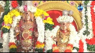 காரைநகர் சிவகாமி அம்பிகாச மேத ஸ்ரீ சிதம்பரேஸ்வரர் கோவில் எட்டாம்திருவிழா பகல்