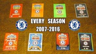 getlinkyoutube.com-EVERY SEASON of CHELSEA FC MATCH ATTAX! 2007-2016