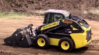 New Holland L200 Series Skid Steer Loaders
