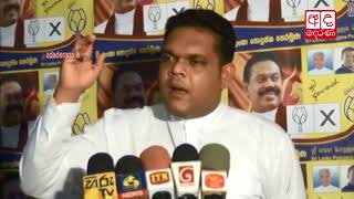 Mahinda responds only those who challenge him