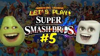 getlinkyoutube.com-Super Smash Bros. #5:  DuckHunt Vs Pikachu