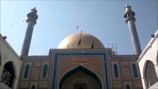 getlinkyoutube.com-Sehwan Sharif view of Latest Structure of Dargah Sharif