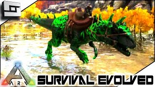 getlinkyoutube.com-TAMING CRYXUS! Modded ARK: Mystic Academy E4 ( Ark Survival Evolved Gameplay )
