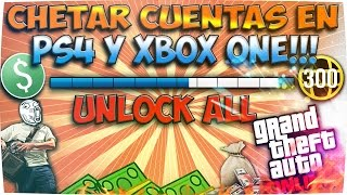 getlinkyoutube.com-GTA 5 1.31 DINERO INFINITO CHETAR CUENTAS EN PS4 Y XBOX ONE!!! UNLOCK ALL GLITCH