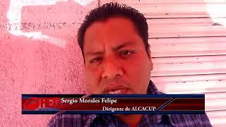 Se deslinda ALCACUP de afectaciones a agremiados por operativos