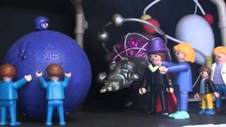 getlinkyoutube.com-Charlie and the chocolate factory (Playmobil Expo Barcelona)