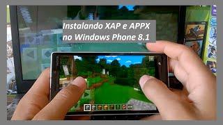 getlinkyoutube.com-Como instalar Xap e Appx no Windows Phone 8.1 e Windows 10 Mobile