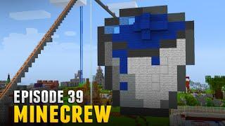 getlinkyoutube.com-Minecraft: MineCrew - #39 - الهديه الخورافيه و المقلب الجميل