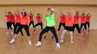 getlinkyoutube.com-Jai Ho I Zumba®Fitness Choreography I ZIN Svenja I SV Triangel I ZUCRE