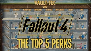 getlinkyoutube.com-Fallout 4 - The Top 5 Perks