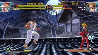 getlinkyoutube.com-Tatsunoko vs. Capcom - Gameplay Footage (Part 1 of 3)