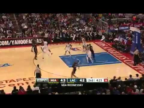 Miami Heat LA Clippers Highlights November 14 2012 - Heat Clippers Game Recap Lebron James