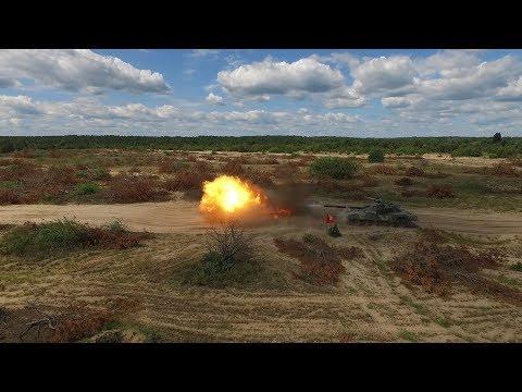 В Україні випробували модернізований танк