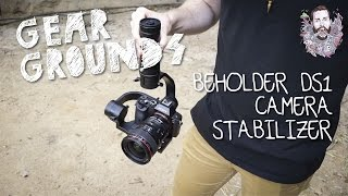 Beholder DS1 Camera Stabilizer (Full Review)