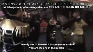getlinkyoutube.com-SS501 - Let Me Be The One (That's Me) [Hangul + Romanization + Eng Sub] MV