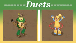 getlinkyoutube.com-My Singing Monsters - Shugabush and Hoola Duet - Friend Code: 7101329NJ