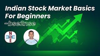 getlinkyoutube.com-Indian Stock Market Basics For Beginners - bse2nse.com
