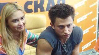 getlinkyoutube.com-Павел Прилучный и Агата Муцениеце