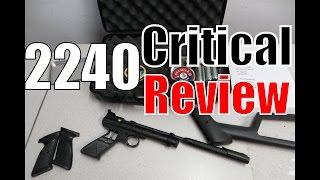getlinkyoutube.com-Crosman 2240 Critical Review