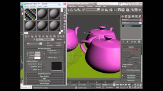 getlinkyoutube.com-Learn  Autodesk 3ds Max - Chapter 8 - Standard Materials