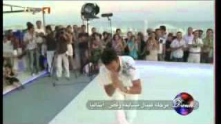 getlinkyoutube.com-Ali Hendi - TV Persia One Dance - 2011 - Final Dance - Antalya - 1