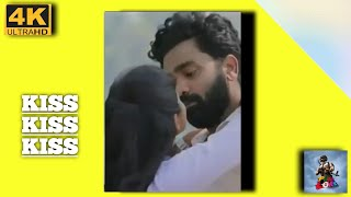 Malayalam cute kiss || W-Video || Whatsapp || Status || Official || Video
