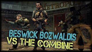 TacoNBanana.com Half Life 2 Roleplay - Beswick Bozwaldis vs the Combine