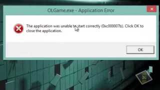 getlinkyoutube.com-How to fix outlast error 0xc00007b (easiest way ever)  {Only for Outlast Game} HD