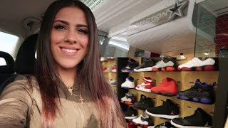getlinkyoutube.com-Mall Vlog | Sneaker Shopping for Cyber Monday 3's & More!!!
