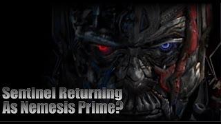 getlinkyoutube.com-Transformers 5 - Sentinel Reborn as Nemesis Prime Theory