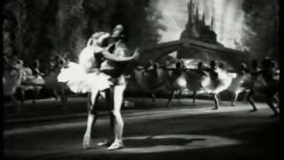 ガリーナ ウラノワ、ウラジーミル プレオブラジェンスキー「白鳥の湖」の画像