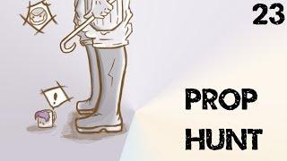getlinkyoutube.com-Minx & Friends Play | Prop Hunt | THE CHAIR TO BOTTLE HOP