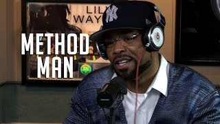 Method Man AMAZING Interview