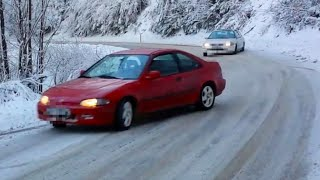 getlinkyoutube.com-FWD Snow Mountain Drift Part 2