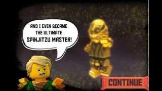 getlinkyoutube.com-LEGO NinjaGo Legendary Ninja Battles #5 THE OVERLORD 🐉